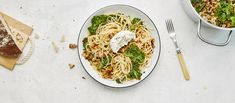 Mozzarella, Risotto, Pasta, Bread, Ethnic Recipes, Food, Brot, Essen, Baking
