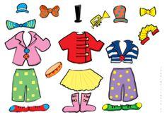 Le Clown, Album Jeunesse, Grande Section, Mardi Gras, Smurfs, Activities For Kids, Preschool, Clowns, Animation