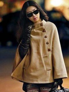 Стильное женское пальто на зиму и весну 2015 года: фото моделей и нестандартные идеи