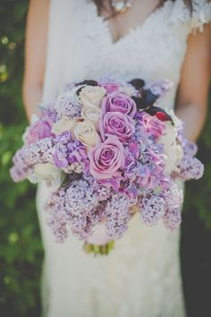 Lilac Inspired Romance from Divine Weddings & Events + Sugar and Soul Photography  Read more - http://www.stylemepretty.com/canada-weddings/2013/09/13/lilac-inspired-romance-from-divine-weddings-sugar-and-soul-photography/