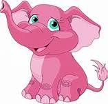 Cartoon Pink Elephant Cartoon Clip Art Images On A Transparent Background Elephant Images, Cartoon Elephant, Pink Elephant, Pink Owl, Cartoon Clip, Cute Cartoon, Art Drawings For Kids, Cute Pink, Vector Design