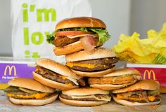 All 22 McDonald's Sandwiches, Ranked  - ALL ARE POISON! DO NOT EAT THIS CRAP!