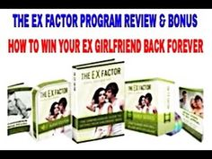 The Ex Factor Guide Review & Huge Bonus - How To Win Your Ex Girlfriend Back - http://timechambermarketing.com/uncategorized/the-ex-factor-guide-review-huge-bonus-how-to-win-your-ex-girlfriend-back/