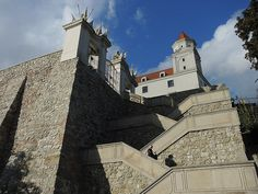 Slovakia is full of ancient castles and has wilder nature than its western neighbours with mountains and forests. View The Nomad Way photos of Slovakia Bratislava Slovakia, Wild Nature, Live Life, Travel Photos, Westerns, Castle, Louvre, Mountains, Building