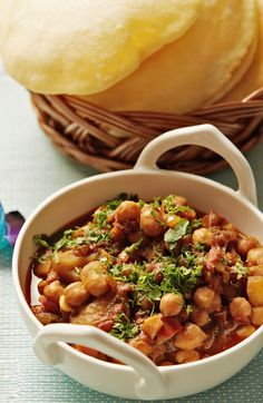 Tangy, Hearty & Flavour Infused, this Hyderabadi Chole will thrill your taste buds!