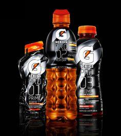 Gatorade G Series (Rebrand) - Tether