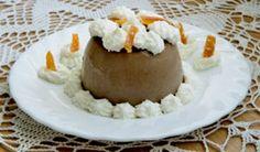 Galaretka czekoladowa