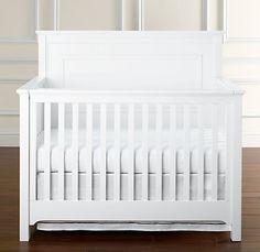 Marlowe Conversion Crib   Cribs   Restoration Hardware Baby & Child