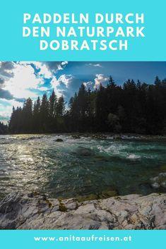 Was du bei einer Kanutour auf der Gail durch den Naturpark Dobratsch alles erleben kannst und worauf du nicht vergessen solltest. Die besten Tipps fürs Kanufahren in Kärnten. #kanu #kajak #kanufahren #kanutour #gail #kärnten #österreich #fluss #outdoor #austria #reisen #travel #reisetipp #paddeln #wasser #urlaub #dobratsch #villach #schütt Outdoor, Canoeing, Villach, River, Left Out, Travel Advice, Outdoors, Outdoor Games, The Great Outdoors
