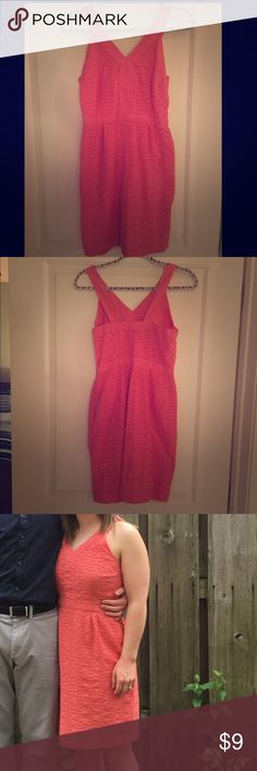 Old Navy Sundress Old navy, coral sundress. Size 2. Old Navy Dresses