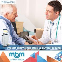 Prostat tedavisinde etkili ve güvenli çözüm! #MBMMedikal #Thermaspec #prostat #sağlık #medikal #medical