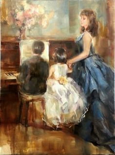 Анна Разумовская(Anna Razumovskaya)...   Kai Fine Art