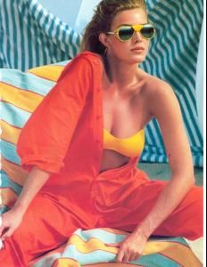 Vintage Swim, Vintage Bikini, Miami Fashion, 80s Fashion, Original Supermodels, 90s Models, Ladies Day, Editorial Fashion, 80s Aesthetic