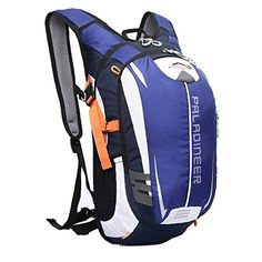 Paladineer Outdoor Hiking Backpack Lightweight Cycling Backpack 18-liters Blue >>> Quickly view this special outdoor item, click the image : Camping gear