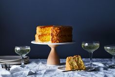 Violet's Pineapple-Coconut Cake recipe on Food52