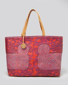 Tory Burch Tote - Amalie East West Simple Handbags - All Handbags -  Bloomingdale s 52e8dfa984