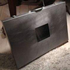 Leather Art Portfolio Case