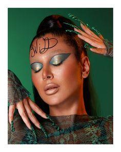 Python, Huda Kattan, Smokey Eyes, Makeup News, Huda Beauty, Eyeshadow Palette, Photo And Video, Sexy, Instagram