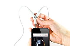 Jack rabbit: Headphone Splitter - Share your tunes with friends