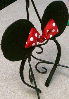 Minnie Mouse Ears Glitter Headband by MyLittleBoTeek on Etsy, $10.00 Mouse Ears, Minnie Mouse, Glitter, Etsy, Mini Mouse, Glow