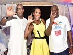 Welcome To Ike Martins Blog: Folly Coker wows Ambode with One Lagos Fiesta