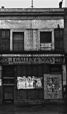 In the midst of life I woke to find myself living in an old house beside Brick Lane in the East End of London London Pictures, More Pictures, Builders Merchants, London Street Photography, East End London, Tower Block, London History, Brick Lane, Pub Crawl