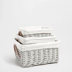 Cesto p roupa fibra sint tica branco 36x32x62 c rod zios - Cestos zara home ...
