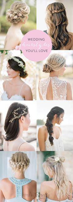 Drop-dead-gorgeous wedding hairstyles you'll love! http://www.stylemepretty.com/2017/02/23/best-wedding-hairstyle-updo/