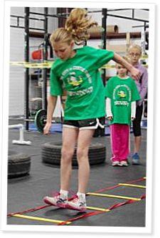 d2ae693f1a2 Kids Throw Down for Cystic Fibrosis by Dan Edelman