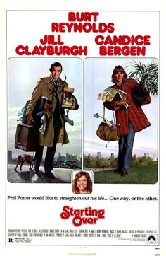 Starting Over - Burt Reynolds, Jill Clayburgh, Candice Bergen, Charles Durning, Mary Kay Place Streaming Movies, Hd Movies, Movies Online, Movie Tv, Hd Streaming, Jill Clayburgh, Charles Durning, Candice Bergen, Burt Reynolds