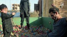 ISIS child soldiers kill three men at playground