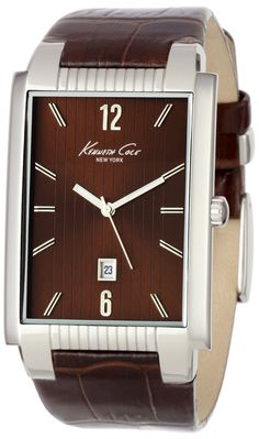 Kenneth Cole New York Men's KC1770 Classic Analog Date Watch  shop all Kenneth Cole Be the first to write a review  $85.00