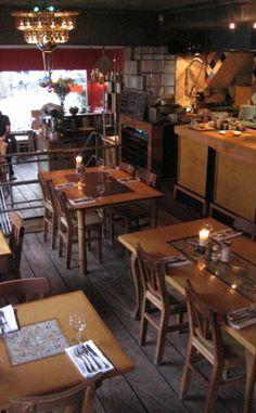 District5 #Amsterdam favoriete restaurant van Joost Zwagerman, Italiaans