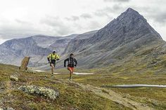 Article about adventure on ( and off) Sweden's historic Kings Trail