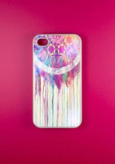 DreamCatcher Iphone Case,Iphone 4 case, Iphone 4s Case,