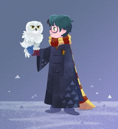 Harry Potter by SOYOUNGKIM