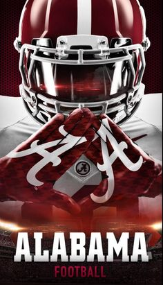 Alabama Football. Roll Tide Roll!