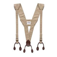Malcolm Reynolds suspenders for my future Firefly costume!