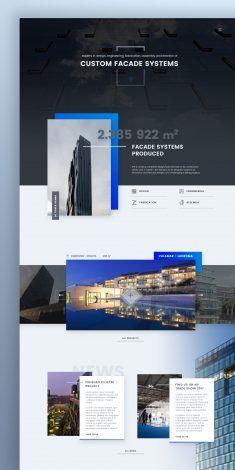 Saved onto Web Design Collection in Web Design Category Website Design Inspiration, Best Website Design, Corporate Website Design, Web Design Websites, Website Design Layout, Wordpress Website Design, Web Layout, Layout Design, Web Design Studio