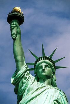Statue Of Liberty In New York City - Photography by Wesley Hitt