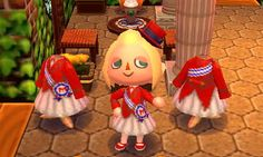 sugarpiecrossing: [x] - Animal Crossing New Leaf Mayor's Dress