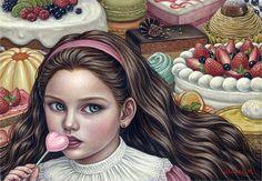 """Sweets Addict"" by Shiori Matsumoto - 2008"