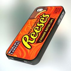 PB0314 Reese's Peanut Butter Design For IPhone 4 or 4S Case / Cover love reese's