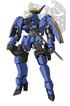 グレイズリッター(マクギリス機)EB-06r