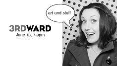 Come See Me Speak at 3rd Ward! - http://art-nerd.com/newyork/come-see-me-speak-at-3rd-ward/