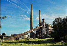 Central Tèrmica d'Alcúdia Industrial, Plants, Industrial Music, Plant, Planets
