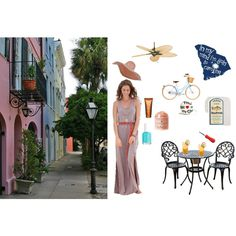 """""""Charleston, My Home :)"""" by cpfmcg on Polyvore"""