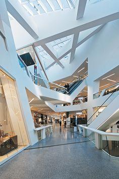 739c43c1b Westside Leisure and Shopping Centre in Brünnen, Berne - DETAIL inspiration