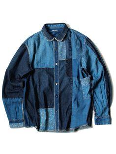 Kapital IDG Patch Kathmandu Shirt
