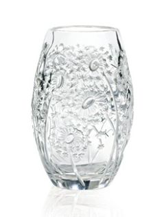 Baccarat Quot Eye Quot Crystal Vase 9 Quot Saks Com Welcome Home